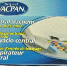 VACPAN Central Vacuum Cleaner Inlet Valve 06-0670-01