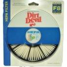 Dirt Devil Vacuum Cleaner Style F8 Hepa Filter  UD0280