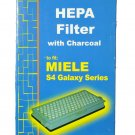 Hepa Filter Designed To Fit Miele S4 Vacuum Cleaner