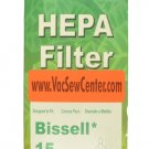 Bissell 3282 Style 15 Vacuum Cleaner Filter 18-2316-08