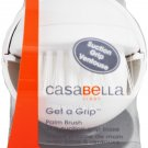 Casabella Get A Grip Palm Brush With Suction Grip