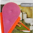 Casabella Kitchen Super Sponge & Squeegee