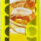 Casabella Uncube Ice Cube Trays Set of 2 Yellow
