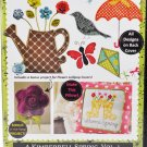 A Kimberbell Spring Vol 1 Machine Embroidery Applique KD505