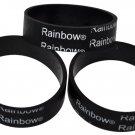 Rainbow Rexair Power Nozzle Replacement Belt