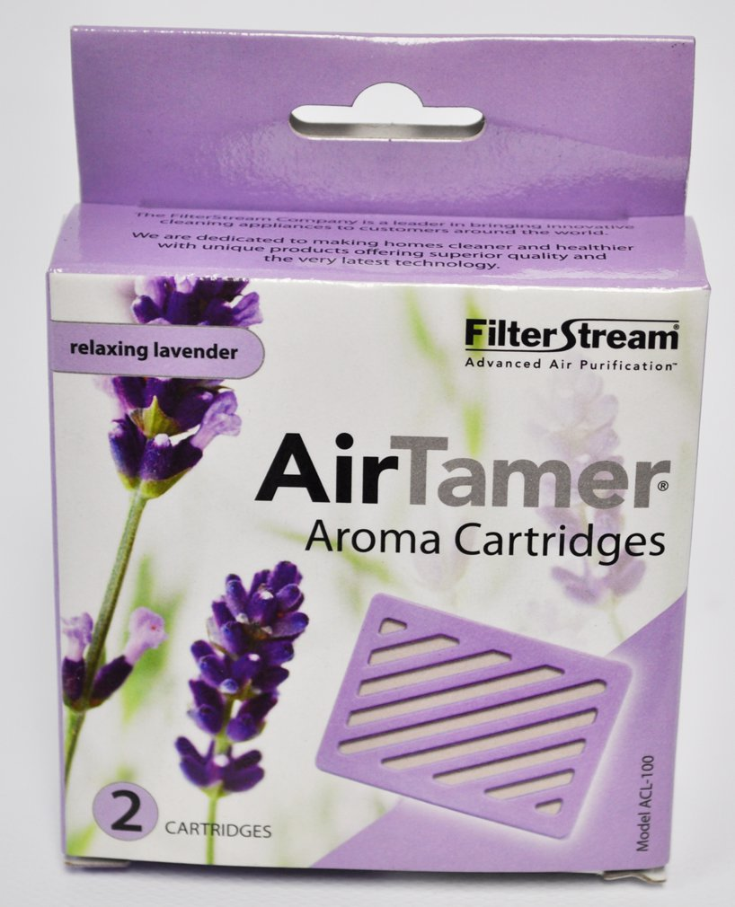 AirTamer Relaxing Lavender Aroma Cartridges