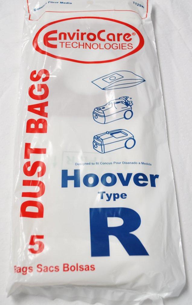 Hoover Type R Dust Bags, 5 Pack