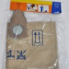 WAP ALTO AERO 640 and 840A Vacuum Cleaner Bags, 5 Pack 60910