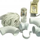 Central Vacuum Cleaner 5 Inlet Installation Kit, 06-0695-09