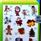 Amazing Designs Christmas I  Classic Designs Embroidery CD,  ADC-25