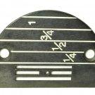 Sewing Machine Needle Plate 147158LG