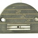 Sewing Machine Needle Plate 147150LG