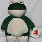 EB Embroider Frog 16 Inch Embroidery Stuffed Animal