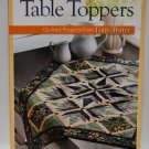 Table Toppers Quilted Projects