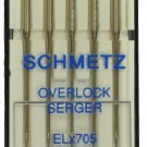 SCHMETZ Overlock Serger Sewing Machine Needles Size 12