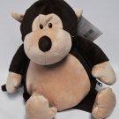 EB Embroider Monkey 16 Inch Embroidery Stuffed Animal