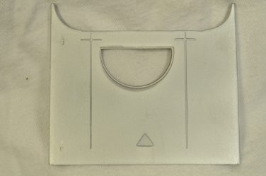 Sewing Machine Needle Plate 408034