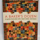 A Baker's Dozen Quilting Book