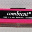 Combicut Seam Ripper and Tweezers Pink