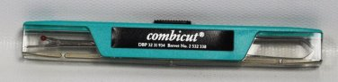 Combicut Seam Ripper and Tweezers Teal