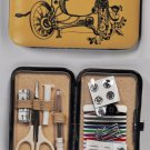 Wallet Style Sewing Kit Sewing Machine Theme Case