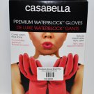 Casabella Water Block Premium Gloves Small Pink