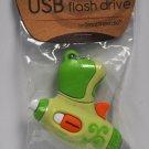 Smartneedle USB 4GB Glue Gun Green