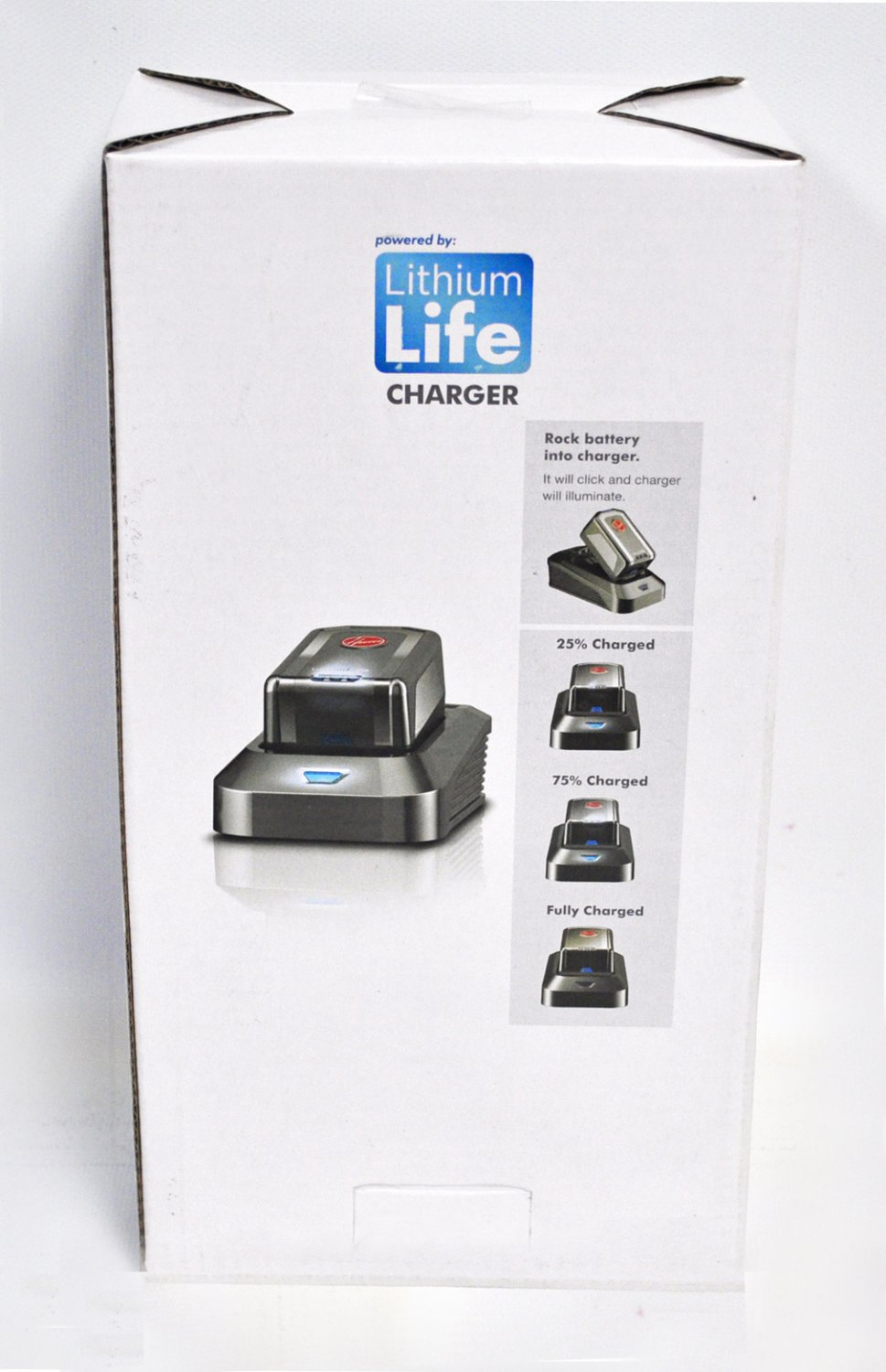 hoover linx battery charger manual