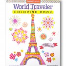 Wold Traveler Coloring Book