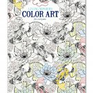 Living Wonders Color Art for Everyone Coloring Book