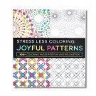Stress Less Coloring - Joyful Patterns