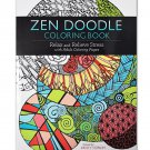 ZenDoodle Coloring Book: Relax and Relieve Stress
