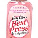 Best Press Clear Starch Alternative Teal Rose Garden