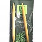 Clover Takumi Bamboo 24 Inch Circular Knitting Needle Size 13