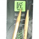 Clover Takumi Bamboo 24 Inch Circular Knitting Needle Size 15