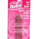 Susan Bates Steel Yarn Needles 2 Inch