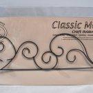 Classic Motifs 12 Inch Classic Curl Header Craft Holder