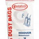 Hoover Vacuum Cleaner Type Z Bags 3 Bags HR-14265