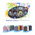 Robison Anton Top 12 Polyester Embroidery Thread Set
