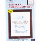 Sampler Embroidery Kit Live
