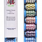 Color Medley Collection Pastels Embroidery Thread Gift Pack