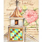 Jacobs Ladder Quilt Note Cards