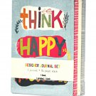 Think Happy Thoughts Designer Journal Set