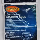 Kenmore Type C Canister Vacuum Cleaner Bags