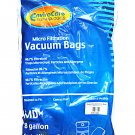 Aggressor Modern Day Central Vacuum Cleaner Bags MD814
