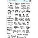 ADORNit Family Planning Clear Sticker