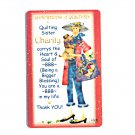 Sisterhood of Quilters Charity Magnet