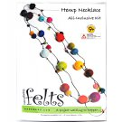 Handbeng Felts Hemp Necklace All-Inclusice Kit