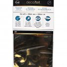 Icraft Deco Foil Transfer Sheets Value Pack Gold