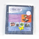 Bosal Craf-Tex Double-Sided Fusible Plus Craft Pack 437F20